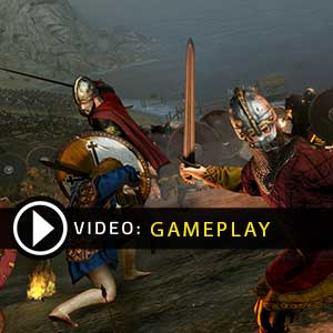 Total War Saga Thrones Of Britannia Gameplay Video