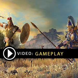 Total War Saga TROY Gameplay Video