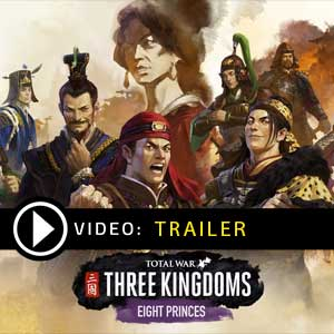 Total War THREE KINGDOMS Eight Princes Digital Download Price Comparison