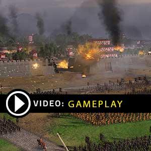 Total War THREE KINGDOMS Gameplay Video