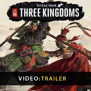Total War THREE KINGDOMS Trailer Video