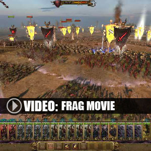 Total War Warhammer Frag Movie