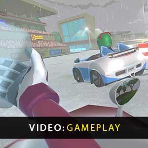 Touring Karts Gameplay Video