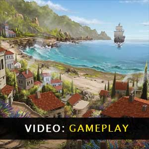 Townsmen A Kingdom Rebuilt The Seaside Empire Gameplay Video