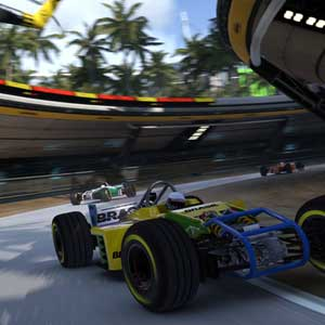 Trackmania Turbo PS4 - Race
