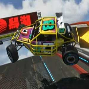Trackmania Turbo PS4 - Gameplay