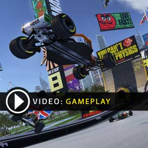 TrackMania Turbo PS4 Gameplay Video