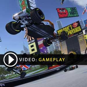 Trackmania Turbo Gameplay Video