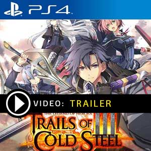 Trails of Cold Steel 3 PS4 Prices Digital or Box Edition