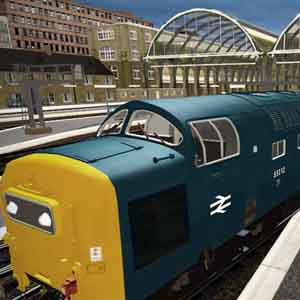 Trainz: A New Era - At the Train Station