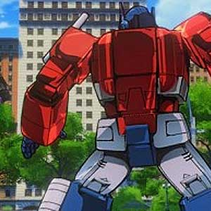 Transformers Devastation Face off