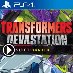 Transformers Devastation PS4 Prices Digital or Box Edition