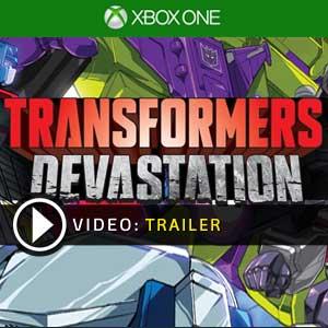 Transformers Devastation Xbox One Prices Digital or Box Edition