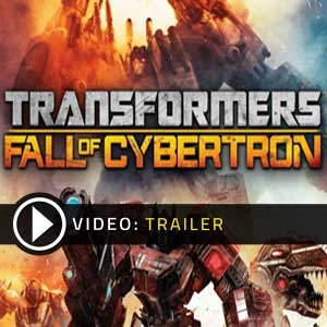 Buy Transformers Fall of Cybertron CD Key compare price best deal