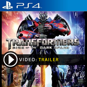 Transformers Rise Of The Dark Spark PS4 Prices Digital or Box Edition