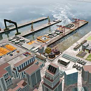 TransOcean 2 Rivals - Hamburg Port