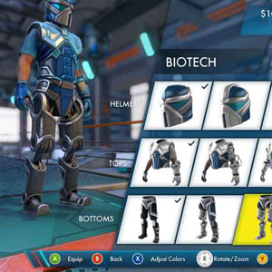 Trials Fusion Customize your rider