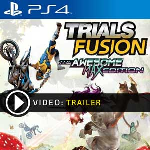 Trials Fusion The Awesome Max Edition PS4 Prices Digital or Box Edition