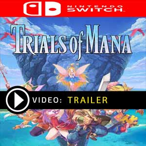 Trials of Mana Nintendo Switch Prices Digital or Box Edition