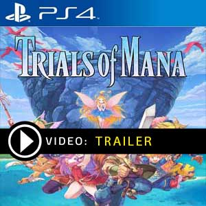 Trials of Mana PS4 Prices Digital or Box Edition