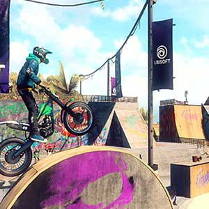 Trials Rising Track