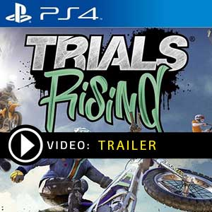 Trials Rising PS4 Prices Digital or Box Edition