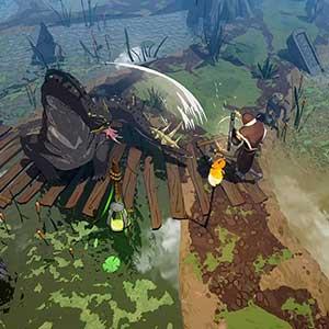 Tribes of Midgard Swamp