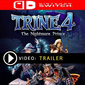 Trine 4 The Nightmare Prince Nintendo Switch Prices Digital Or Box Edition