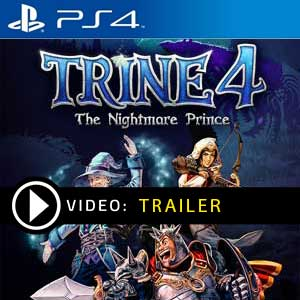 Trine 4 The Nightmare Prince PS4 Prices Digital Or Box Edition
