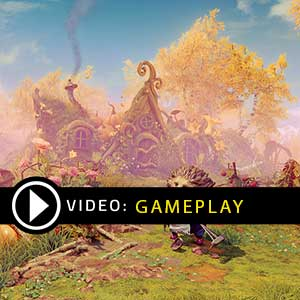 Trine 4 The Nightmare Prince PS4 Gameplay Video
