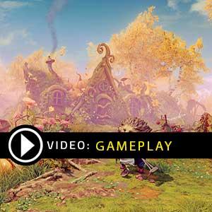 Trine 4 The Nightmare Prince Gameplay Video