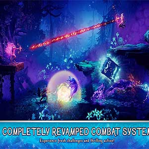 Completely Revamped Combat System