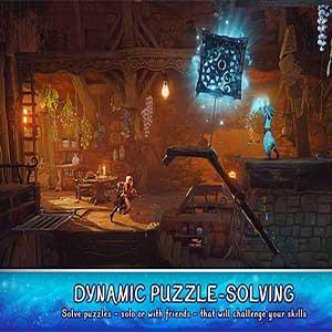 Dynamic Puzzle Solving