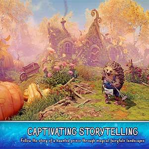 Captivating Storytelling
