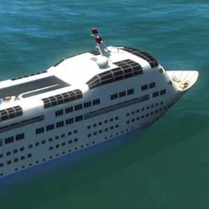 Tropico 4 Modern Times - Ship