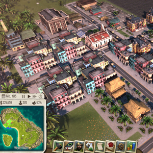 Tropico 5 PS4 Gameplay