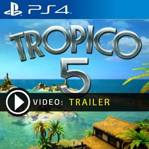 Tropico 5 Ps4 Prices Digital or Box Edition