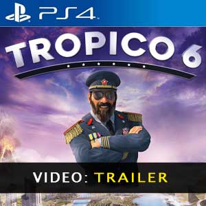 Tropico 6 PS4 Video Trailer