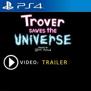 Trover Saves The Universe PS4 Prices Digital or Box Edition