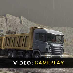 Truck & Logistics Simulator Gameplay Video