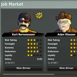Truck Nation Jobmarket
