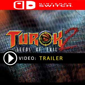 Turok 2 Seeds of Evil Nintendo Switch Prices Digital or Box Edition