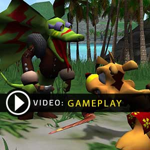 TY the Tasmanian Tiger Gameplay Video