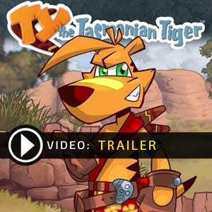 TY the Tasmanian Tiger Digital Download Price Comparison