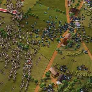 Ultimate General Gettysburg Gameplay