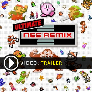 Ultimate NES Remix Nintendo 3DS Prices Digital or Box Edition