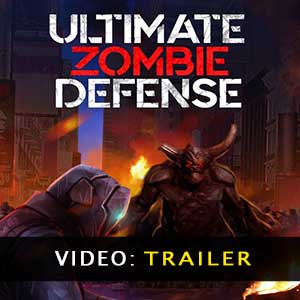Ultimate Zombie Defense Trailer Video