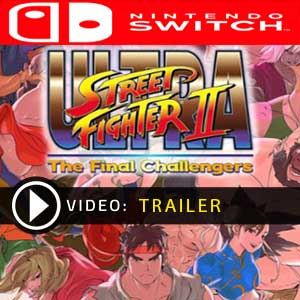 Ultra Street Fighter 2 The Final Challengers Nintendo Switch Prices Digital or Box Edition