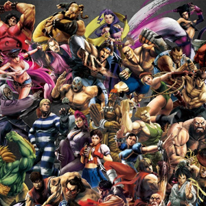 Ultra Street Fighter 4 Characters