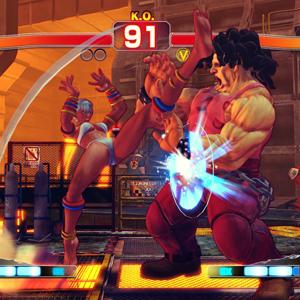 Ultra Street Fighter 4 Gameplay